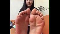 Asian Feet 02