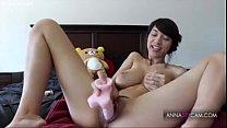 Screenshot 5, 4, 3, 2,  1... squirt!!! - annasexcam.com