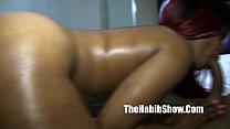 sexy phatt booty nina rotti banged doggy style bbc preview image