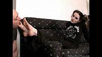 Bojana Foot Worship