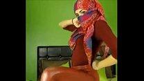 Hijab Turban Sexy Dance Ass Feet - SuperJizzCams.com