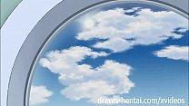 One Piece Hentai - Boa Seduces Luffy