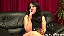 Smoking fetish video [흡연 Smoking]