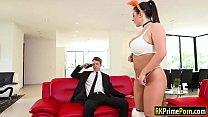 Foxy Angela White loves anal pounding - 9Club.Top