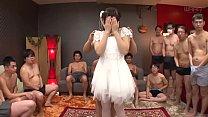Subtitled Japanese Miki Sunohara epic sex party striptease缩略图
