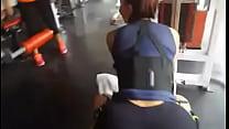 ejercicios haciendo culona peruana araujo Daysi