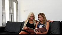 Hot Lesbian Family Threesome - Part2 at Lesbian...
