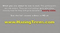 Halloween Terrorotica Fun For Horny Teen College Babes