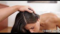 Huge cock oral-service stimulation video