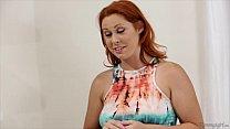 Redhead Stepmom Triangle - Kendra James, Lauren...