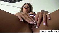 (jackie cruz) Alone Horny Girl Use Dildos Till Climax video-08