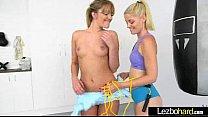 Teen Horny Lez  Girls Charlotte Stokely & K  Stokely & Kenna James Kiss L