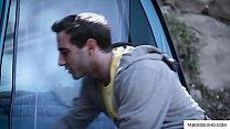 Teen cheating on boyfriend on camping trip thumbnail