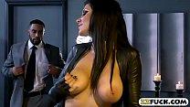 Massive Boobs Pornstar Romi Rain Fucked By Black Man