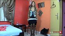 Porno Casting mit Model Carmeal 20y. - SPM Carmela20TR01 Vorschaubild