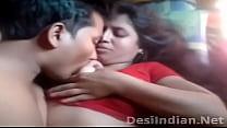Desi Aunty Boobs Pressed Nipple Sucked pornhub video