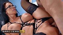 Big Tits at School - (Reagan Foxx, Scott Nails) - Domme Teacher - Brazzers preview image