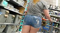 Ass short jeans 17-03-19 porn thumbnail