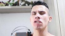 igor e junior - novinho gay brasileiro - pornografia gay