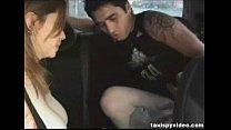 Argentina culeando en taxi. porn image