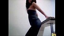 Sexy latina dancing [라틴 여자 Latina]