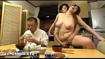 Jav big boobs stepmom fucked behind father back - 9Club.Top