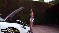 BANGBROS - Pornstar Valentina Nappi vs a Big Bl...
