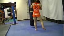 Cute Asian Muscle Girl 16