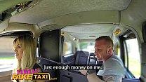 Female Fake Taxi Driver takes a facial for a fare thumbnail