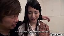 Japanese teen, Yuuki Fuwari wants to be a pornstar, uncensored - 9Club.Top
