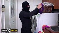 Bangbros - Milf Pornstar Sara Jay Fucks A Thief Who Likes Smelling Panties