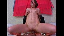Mature amateur French compulsive orgasms!!! thumbnail