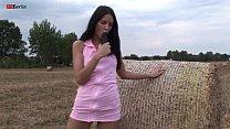 Eroberlin Yulia Bright pissing outdoor masturbate toys hungarian teen pornstar thumbnail