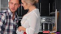 Evelin Stone and Blake Morgan shared BF