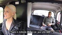 Big cock dude cheats gf with cab driver