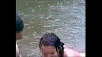 Novinha metendo no rio porn thumbnail