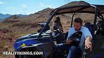 Big Naturals - (Cassidy Banks, Quinton James) - Offroad Road Head - Reality Kings - 69VClub.Com
