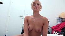 Dude has big cock & huge loads of cum for blonde beauty Ria Sunn