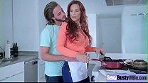 Hardcore Sex Action With Big Round Boobs Housewife (Syren De Mer) clip-24 clip1 pornhub video