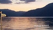 Norsk porno - Norge rundt med MonicaMilf compilation