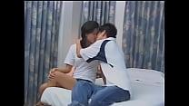 นักเรียนโดนแฟนหนุ่มพามาเย็ดหลังเลิกเรียนเอาคาชุดพละเลยหนังไทย18+