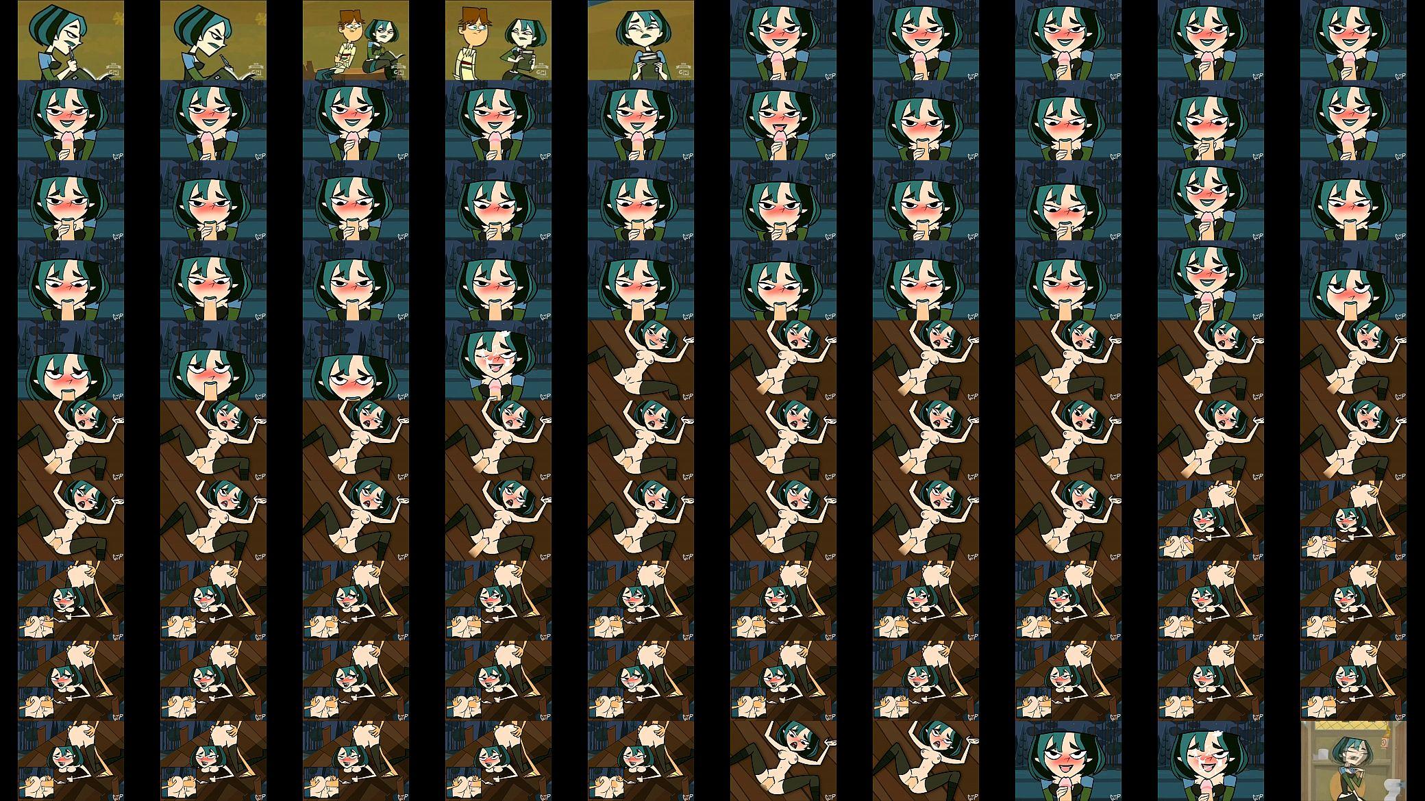 Gwen sex game total drama island total drama island hentai