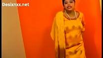 Desi Indian Wife Rupali Bhabhi Nude Tease