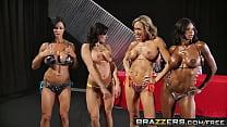 Brazzers - Big Tits In Sports - (Brandi Love) - Miss Titness America thumbnail