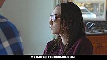 Mybabysittersclub - Rebel Teen Babysitter Fucked To Keep Job [베이비시어터 Babysitter]