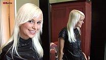 Eroberlin Lola Striptease Teenstar leather feti...
