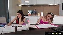 (Capri Anderson & Shyla Jennings) Lesbians In G...