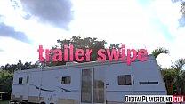 Trailer Swipe, Carolina Sweets gets a booty call - DigitalPlayground thumbnail