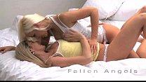 Lesbea - Blonde angels make love pornhub video