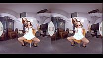 SilviaAlly Striptease oculus pornhub video